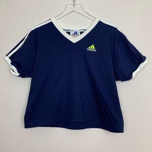 NWT Vintage Adidas Short Sleeve Tee B44